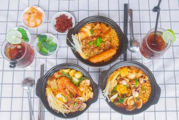Rủ nhau khám phá menu siêu đa dạng tại Mì cay Hot Hot