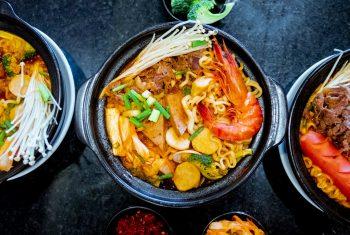 Mì cay kim chi Hải sản – đánh thức vị giác, thổi bùng hương vị